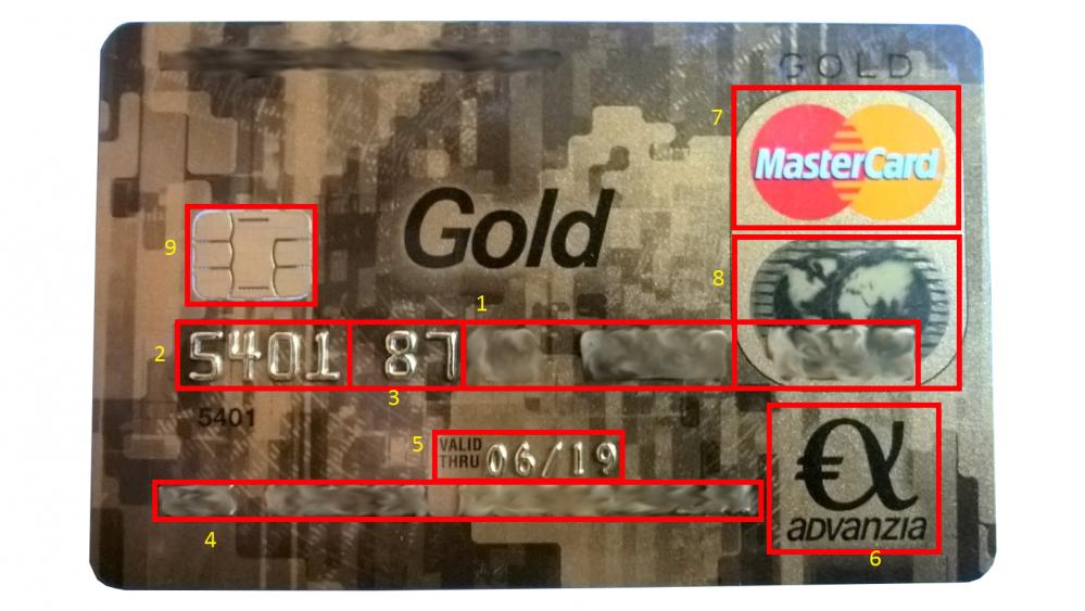 Fake Kreditkarten Generator